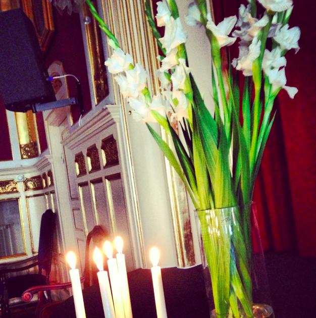 helgens blomsterkvast