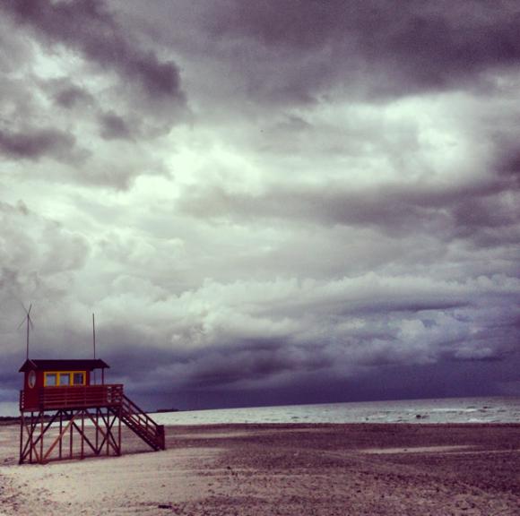 beachen