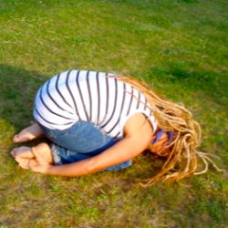 Yoga för gott humör